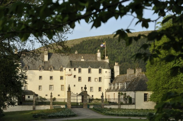 Traquair Houselower
